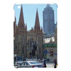 Flinders & Swanston Streets - Melbourne Cover For The iPad Mini