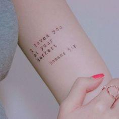 Bible verse tattoos and Scripture tattoos with meaning -, Arm Quote Tattoos, Bible Verse Tattoos, Tattoo Quotes, Bible Scripture Tattoos, Moon Tattoos, Arabic Tattoos, Tatoos, Great Tattoos, Beautiful Tattoos