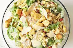 ... Salads on Pinterest | Grilled Corn Salad, Caesar Pasta Salads and