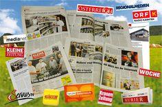 Erfolgreiche Medienarbeit für Sonnenalm-Neustart Radios, Photo Wall, Frame, Psychics, Picture Frame, Photograph, Frames
