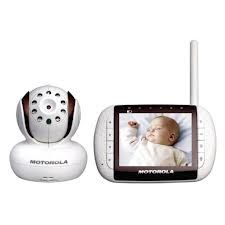 review of the Motorola MBP36 baby video monitor
