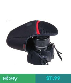 Cases, Bags & Covers Camera Case Bag Protector For Canon Eos 1000D 1100D 1200D With 18-55Mm Lens #ebay #Electronics