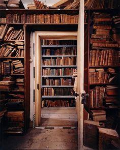 Libros y más libros...