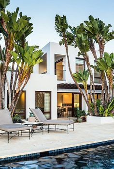 Booth Beach Residence by Neumann Mendro Andrulaitis / Los Angeles, California, United States. What beautiful modern architecture!