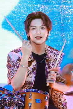 — love my baby drummer. Korean Babies, Asian Babies, Jaehyun, Rap, Flying Together, Second Love, Fnc Entertainment, Look At The Stars, Fans Cafe