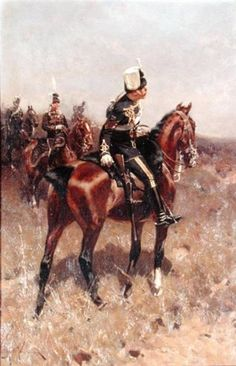 Sergeant Major - 19th Hussars