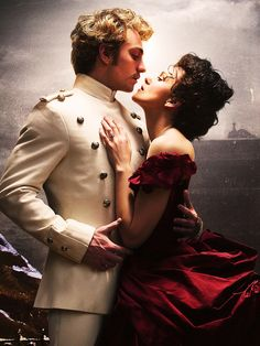 """This was captioned """"and they lived happily ever after"""" Obviously not someone who knows the story of Anna Karenina! This is a still from the new movie of Tolstoy's famous novel."""