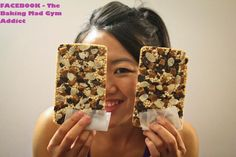 Hello Almond Butter Blocks! – The best almond butter recipe ever | The Baking Mad Gym Addict