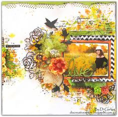 """Di's Creative Space: Part One of My July DT Reveal for 2Crafty ChipboardPLUS July Challenge for Lindy's Stamp Gang"""""""