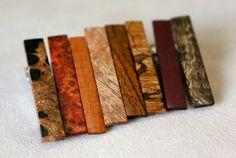 Amboyna Burl, Redwood Burl, Wood Source, Cool Pins, Skinny Ties, Wood Patterns, Handmade Accessories, Wood Projects, Hawaiian