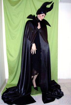 Maleficent Cape