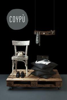 coypù - progetto di riciclo creativo