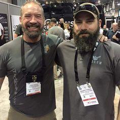 SOCON Ambassador and Craig Sawyer  at SHOT!