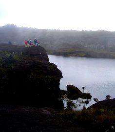 Lago Gladys, Edo. Bolívar Venezuela