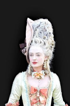Marie Antoinette by Chris Frazer Smith for Samsung - Premium Rights-Managed Image Collection | Gallery Stock