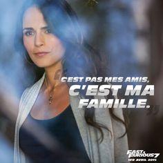 #Fast7, le 1er avril au cinéma ! #JordanaBrewster #MichelleRodriguez #celebrites #VinDiesel #LosAngeles #films #film