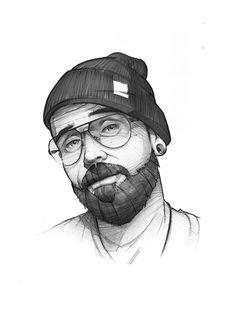 Humphrey's X Hombre | Specs meet Graffiti - Montana BlogMontana Blog