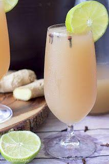 Homemade Ginger Beer Recipe Recipes Homemade Ginger Beer