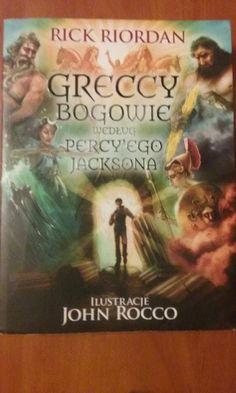 ♥ Percy Jackson's Greek Gods ♥ Polish version ♥ Greccy Bogowie według Percy'ego Jacksona ♥