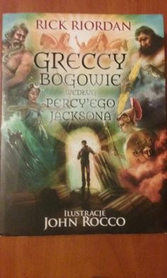 ♥ Percy Jackson's Greek Gods ♥ Polish version ♥ Greccy Bogowie według Percy'ego Jacksona ♥