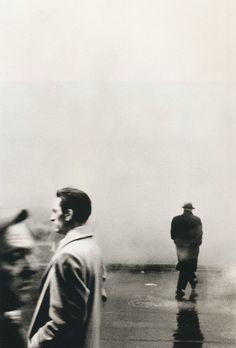 'three men, new york'  Steve Schapiro 1961