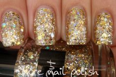 Crows Toes 'Maxxed Out' over Picture Polish 'Majesty'