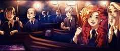 the big four at hogwarts fanfiction - Google Search
