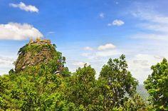 Mount Popa, Bagan, Myanmar