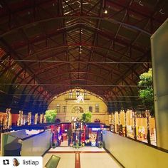 """I agree.  I hang out here often after work. #reiseblogger #reisetips #reiseliv  #Repost @listiap with @repostapp  Østbanehallen is a fab place to hang out either after-work og just a great to """"hang out"""" . Old Railway Station in Oslo Norway Oslos Central Station (Oslo Sentralstasjon) was built in 1987 next to the old East Station. Rather than tear down the 1880s Østbanehallen railway hall it was completely renovated and then reopened in 2015 as a spectacular mall filled with shops and…"""