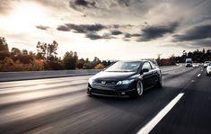 Honda Civic Motion Wallpaper