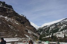 ManaliCircled by towering peaks in the rich verdant valley of the Beas River, with mountain ventures waving from all directions,Manali is a year-round attraction. Travelers assemble here to hang out in the hippie villages around the main town