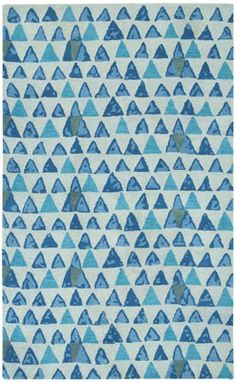 Panache-Pyramid Periwinkle Rugs - Capel Rugs
