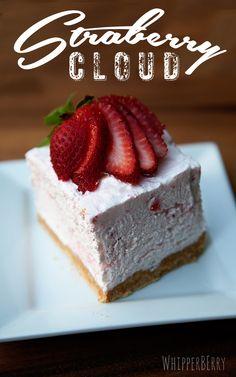 Strawberry Cloud Recipe! MMMMMM