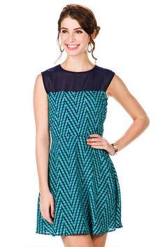 San Mateo Printed Dress - Francescas