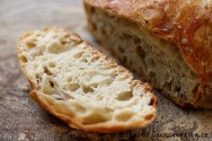 Můj třetí chleba v životě | Cuketka