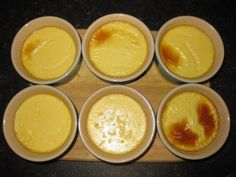 Creme Caramel    Classic French dessert without calorific overkil