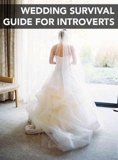 Hey, shy brides. We've got good news for you! | Brides.com