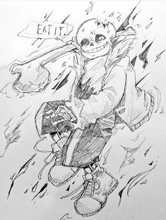 It's been a few months since the last neutral run and things have tak… Undertale Cute, Undertale Fanart, Undertale Comic, Horror Sans, Sans Art, Black Anime Characters, Undertale Drawings, Cute Anime Guys, Pictures To Draw