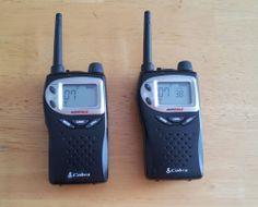 COBRA 2-way Radios PR900DX Micro Talk Walkie Talkie ~ 15 Channel