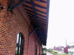 Marion Train Depot ~ Marion, NC