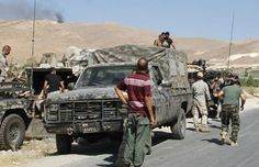 Scores of Lebanese killed in battle with Syrian militants