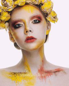 Beauty Test - Xenia Furmanova by Julia Kozlova