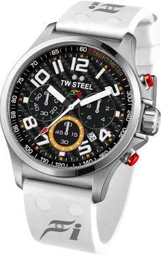 TW Steel Pilot Sahara Force India F1 Mens Chrongraph Watch - TW428 £295.00 @calibrelondon