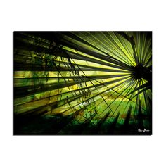 'SilhouetteX I' by Alexis Bueno Graphic Art on Wrapped Canvas