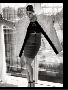 A Divine Kate Upton Is Boss In Henrique Gendre's Vogue Brazil July 2013.