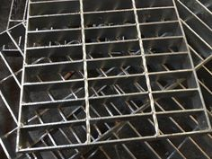 China manufacturing road drainage stainless steel grating