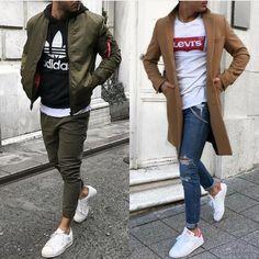 "Páči sa mi to: 5,137, komentáre: 55 – The Highest Street Fashion® (@higheststreetfashion) na Instagrame: ""1 or 2? Via @higheststreetfashion . By @cvarol & @ozanfit . Follow @higheststreetfashion """