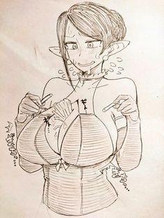 Chica Anime Manga, Thicc Anime, Kawaii Anime, Character Art, Character Design, Pokemon, Art Reference Poses, Ecchi Girl, Anime Artwork