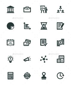 Marketing Icons by JustOneDollar The Main File Contains: – AI and EPS File. – Readme file.For more information, you can contact me by my e-mail or my profile in gr