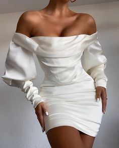 Glamouröse Outfits, Cute Casual Outfits, Stylish Outfits, Dress Casual, Elegant Dresses, Pretty Dresses, Beautiful Dresses, Amazing Dresses, Formal Evening Dresses